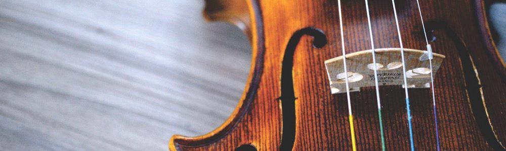 funeral music violin